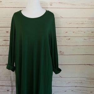 Eileen Fisher Longsleeve dress L